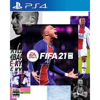 FIFA 21 通常版 【PS4】