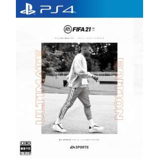 FIFA 21 ULTIMATE EDITION 【PS4】