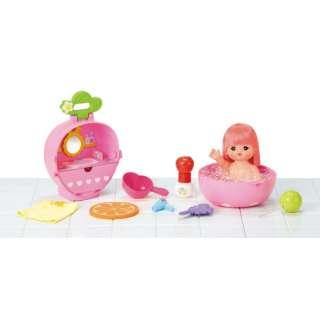 メルちゃん フルーツい~っぱい! いちごのおふろセット