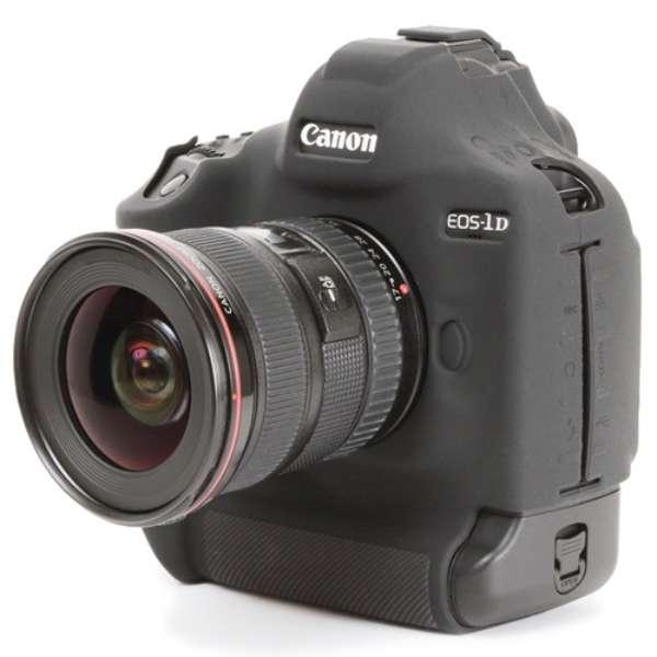 イージーカバー EOS-1D X Mark III 用 液晶保護フィルム付 ブラック