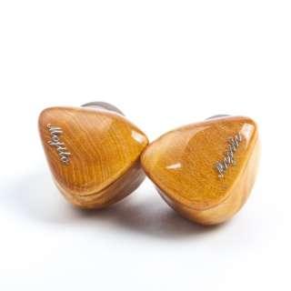 イヤホン カナル型 mojito-amber アンバー [φ3.5mm ミニプラグ]
