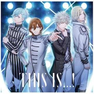 (アニメーション)/ うたの☆プリンスさまっ♪「SUPER STAR/THIS IS...!/Genesis HE★VENS」QUARTET NIGHT Ver. 【CD】