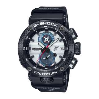 【Bluetooth搭載ソーラー電波時計】G-SHOCK(Gショック)HondaJet コラボレーションモデル GWR-B1000HJ-1AJR