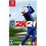 ゴルフ PGAツアー 2K21 【Switch】