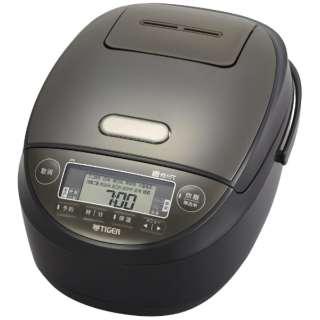 炊飯器 炊きたて ブラック JPK-H100K [圧力IH /5.5合]