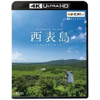 西表島~太古の自然をめぐる~ 4K ULTRA HD 【Ultra HD ブルーレイソフト】