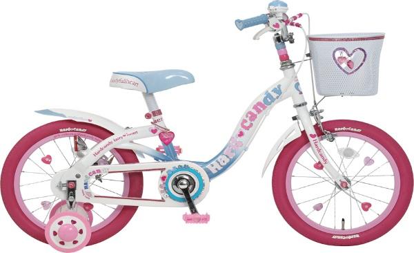 16型 幼児用自転車 ハードキャンディキッズ16(ブルー/シングルシフト)