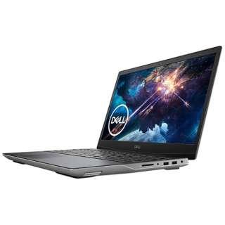 NG595-ANLCS ゲーミングノートパソコン New Dell G5 15 スペシャルエディション イリデセントシルバー [15.6型 /AMD Ryzen 7 /SSD:512GB /メモリ:16GB /2020年夏モデル]