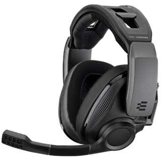 1000233 ゲーミングヘッドセット EPOS/sennheiser GSP-670 ブラック [ワイヤレス(Bluetooth+USB) /両耳 /ヘッドバンドタイプ]