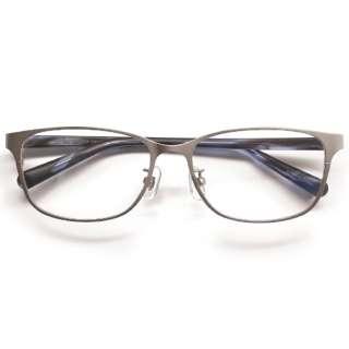 メガネ eye wear AT-WE-14 MSI 54mm(マットシルバー)