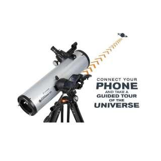 天体望遠鏡 StarSense Explorer DX130AZ セレストロン [反射式 /スマホ対応(アダプター別売)]