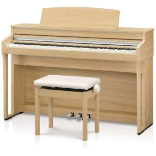 電子ピアノ CA49LO プレミアムライトオーク調仕上げ [88鍵盤]