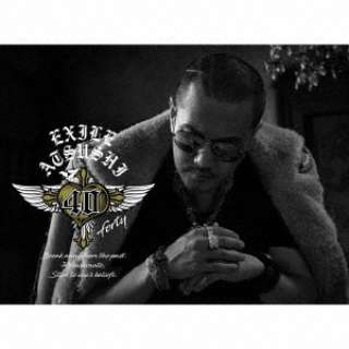 EXILE ATSUSHI/ 40 ~forty~(4DVD付) 【CD】