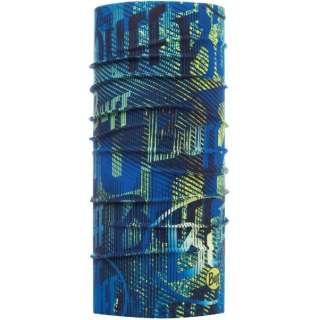 チューブ型ネックウェア バフ COOLNET UV+ (22.7X53cm/LASH LOGO MULTI) 350916