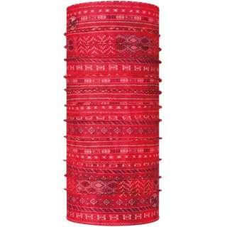 チューブ型ネックウェア バフ COOLNET UV+ (22.7X53cm/SADRI RED) 386540