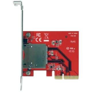 インターフェースカード CFexpressメモリカードスロット[PCI-Express] CFEXP-PCIE