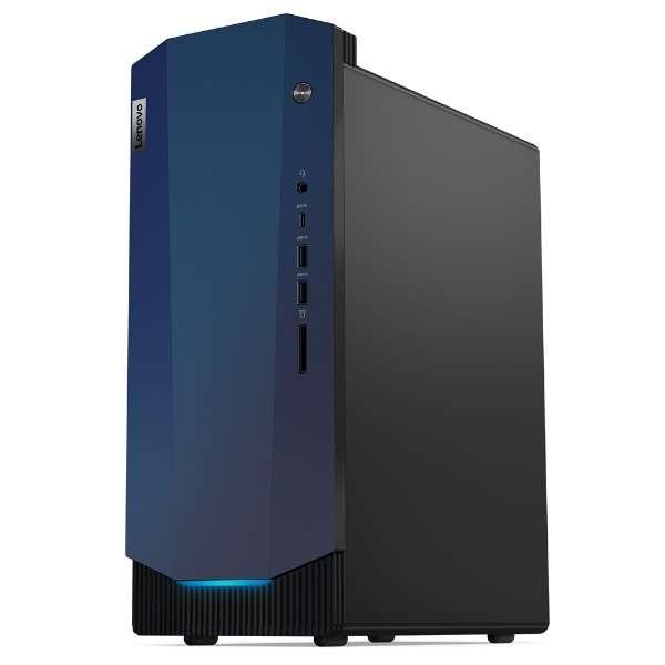90N90075JP ゲーミングデスクトップパソコン IdeaCentre Gaming 550i レイヴンブラック [モニター無し /HDD:1TB /SSD:256GB /メモリ:8GB /2020年7月モデル]