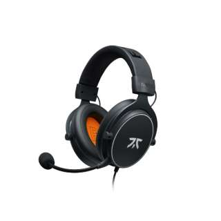 HS0003-001 ゲーミングヘッドセット REACT - Analog Gaming Headset ブラック [φ3.5mmミニプラグ /両耳 /ヘッドバンドタイプ]