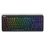 ゲーミングキーボード miniSTREAK Red Silent US(英語配列) ブラック FG-KB-5060455782031 [USB /有線]