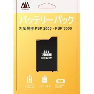 バッテリーパック PSP2000/3000用 THA-SN500 【PSP-2000/3000】