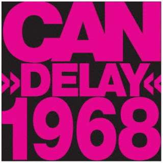 CAN/ Delay 1968 【CD】