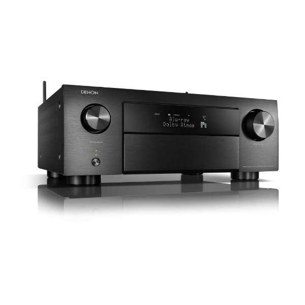 AVアンプ ブラック AVR-X4700HK [ハイレゾ対応 /Bluetooth対応 /Wi-Fi対応 /ワイドFM対応 /9.2ch /DolbyAtmos対応]