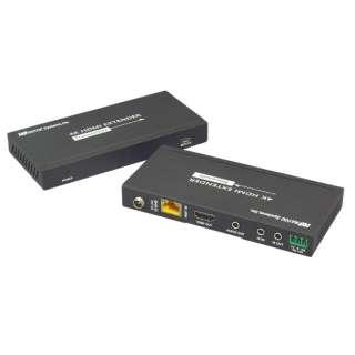 4K60Hz対応 HDMI延長器(100m) RS-HDEX100-4K