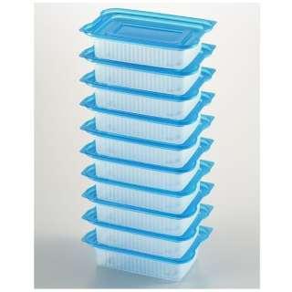 便利な一人分冷凍パック 10個入 ブルー 24566