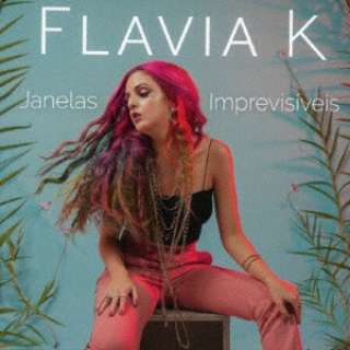 フラヴィアK/ ジャネーラス・インプレヴィジヴェイス 【CD】