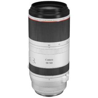 カメラレンズ RF100-500mm F4.5-7.1 L IS USM [キヤノンRF /ズームレンズ]