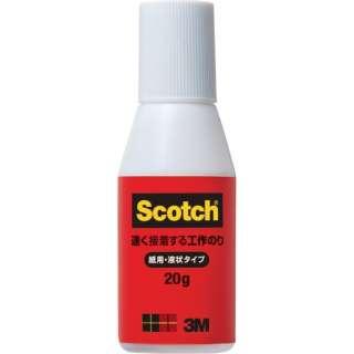 3M スコッチ 速く接着する工作のり(液状) 20g ACG-20