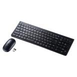 SKB-WL31SETBK キーボード・マウスセット ブラック [USB /ワイヤレス]