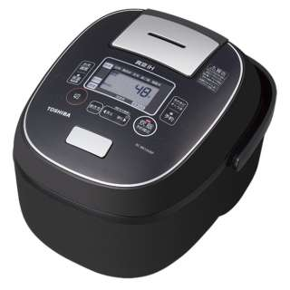 RC-BK10VRP-K 炊飯器 グランブラック [5.5合 /IH]