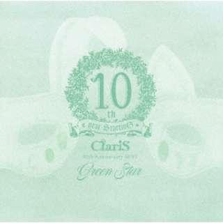 ClariS/ ClariS 10th Anniversary BEST - Green Star - 通常盤 【CD】