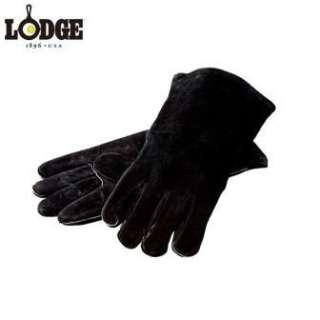LDG レザーグローブ ブラック A5-2 ロッジ