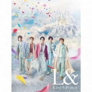 King & Prince/ L& 初回限定盤A 【CD】