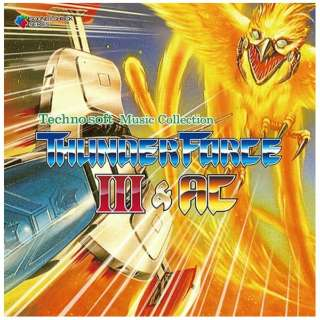 (ゲーム・ミュージック)/ Technosoft Music Collection -THUNDER FORCE III & AC- 【CD】