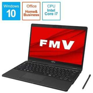 FMVU95E2B ノートパソコン LIFEBOOK UH95/E2(コンバーチブル型) ピクトブラック [13.3型 /intel Core i7 /SSD:512GB /メモリ:8GB /2020年夏モデル]