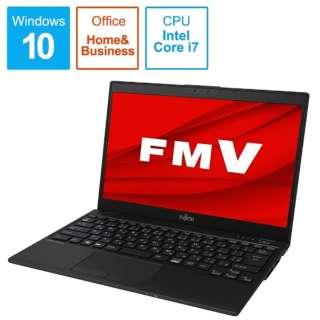 FMVU90E2B ノートパソコン LIFEBOOK UH90/E2 ピクトブラック [13.3型 /intel Core i7 /SSD:512GB /メモリ:8GB /2020年夏モデル]