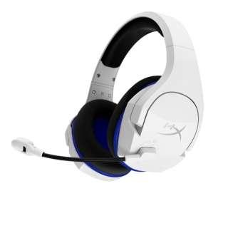HHSS1C-KB-WT/G ゲーミングヘッドセット HyperX Cloud Stinger Core Wireless (PlayStation) [ワイヤレス(USB) /両耳 /ヘッドバンドタイプ]