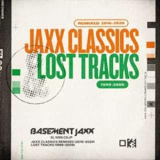 BASEMENT JAXX/ Jaxx Classic Remixed (2016-2020) / Lost Tracks (1999-2009) 【CD】