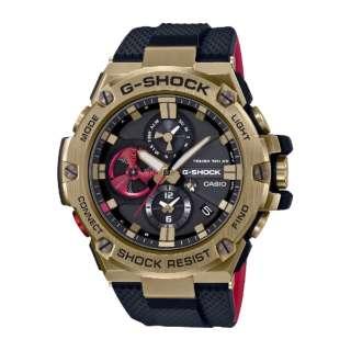 【Bluetooth搭載ソーラー時計】G-SHOCK(Gショック)八村塁選手監修 シグネチャーモデル GST-B100RH-1AJR