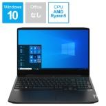 82EY0056JP ゲーミングノートパソコン IdeaPad Gaming 350 ブラック [15.6型 /AMD Ryzen 5 /SSD:512GB /メモリ:8GB /2020年7月モデル]