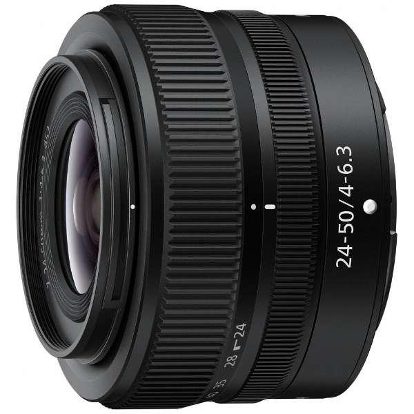 カメラレンズ NIKKOR Z 24-50mm f/4-6.3 ブラック [ニコンZ /ズームレンズ]