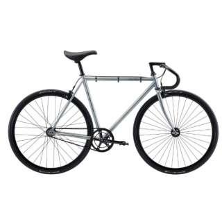 700×25C クロスバイク FEATHER(Matte Metal/シングルスピード・54cm:適応身長 173~180cm) 【2021年モデル・組立商品につき返品不可】