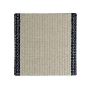 畳み座布団(人工いぐさ) 紺瑠璃 <UZBC604>