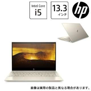 ノートパソコン ENVY 13-aq1078TU ルミナスゴールド 18K13PA-AAAA [13.3型 /intel Core i5 /SSD:256GB /メモリ:8GB /2020年7月モデル]
