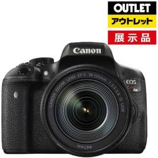 【アウトレット品】 EOS Kiss X8i デジタル一眼レフカメラ EF-S18-135 IS USM レンズキット [ズームレンズ] 【展示品】