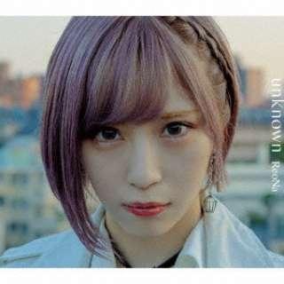 ReoNa/ unknown 初回生産限定盤 【CD】
