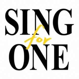 (V.A.)/ SING for ONE ~みんなとつながる。あしたへつながる。~ 【CD】